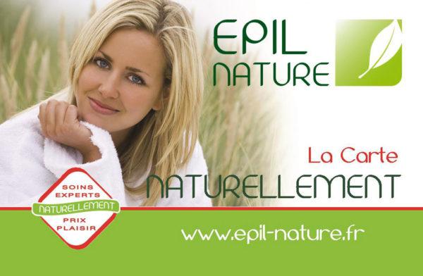 epil nature Carte Naturellement
